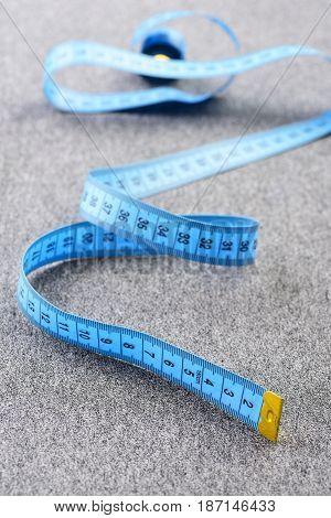 Waving Measuring Tape