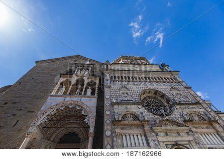 Bergamo ,  Old City , Italy