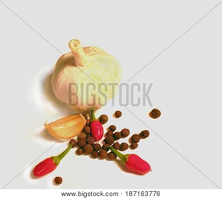 food spice pepper black  condiment  heap  leaf  seasoning   black color   peppercorn backgrounds  close-up culinary objects above