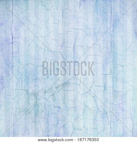 Antique Denim Cracked Linen Background