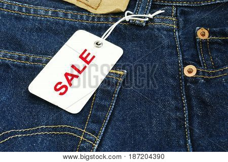 Sale Price Tag