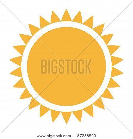 sun solar energy environmental renewable vector illustration