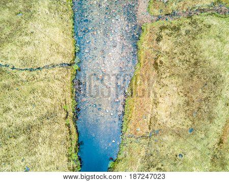 The river Etive flowing through Glen Etive