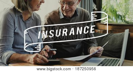 Senior Adult Planning Retirement Investment Insurance