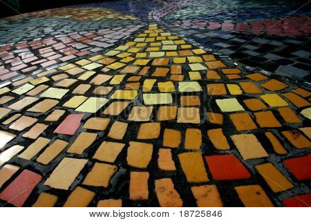 mosaic tiles for background
