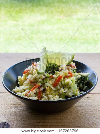 Fragrant Fried Rice