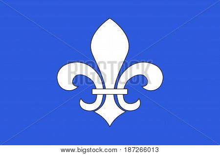 Flag of Soissons is a commune in the Aisne department in Hauts-de-France in northern France