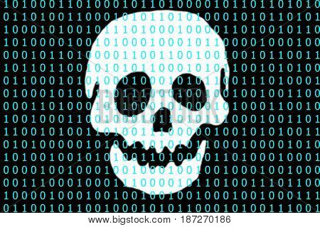 Hacker Lurk In The Binary Code