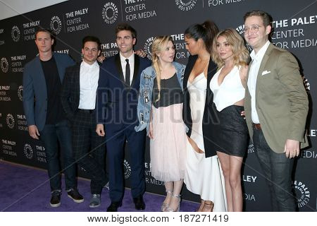 LOS ANGELES - MAY 18:  Dirty Dancing Cast at the