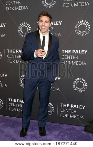 LOS ANGELES - MAY 18:  Colt Prattes at the 2017 PaleyLive LA -