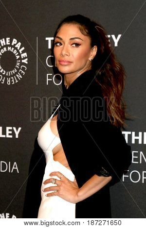 LOS ANGELES - MAY 18:  Nicole Scherzinger at the