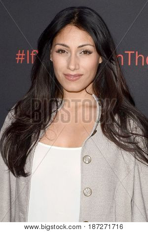 LOS ANGELES - MAY 17:  Tehmina Sunny at the