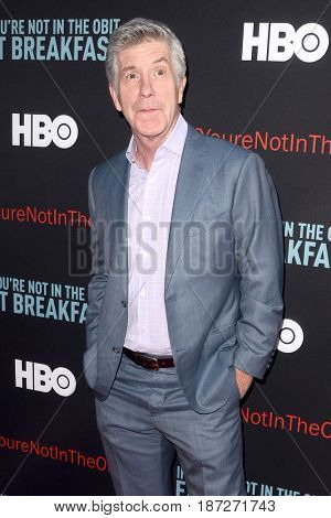 LOS ANGELES - MAY 17:  Tom Bergeron at the