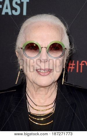 LOS ANGELES - MAY 17:  Barbara Bain at the