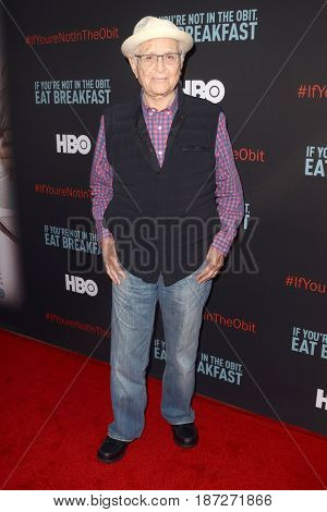 LOS ANGELES - MAY 17:  Norman Lear at the