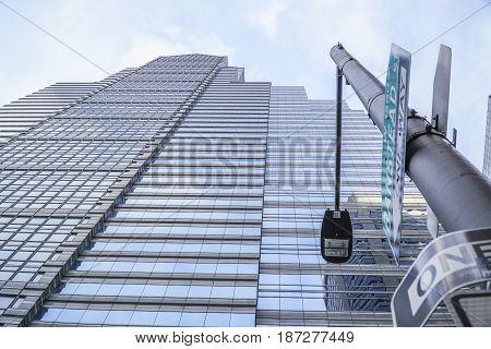 Modern Skyscrapers in the city center of Philadelphia - PHILADELPHIA - PENNSYLVANIA