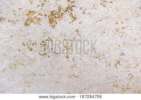 Travertine marble texture. (High Resolution)
