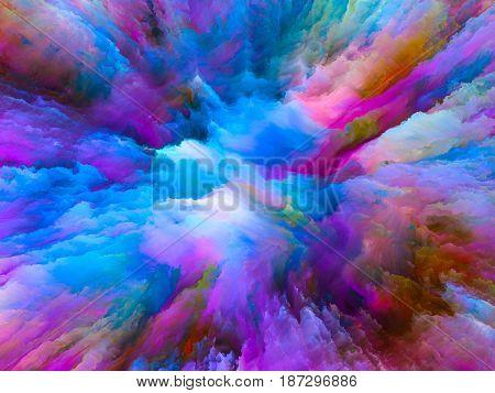 Diversity Of Surreal Paint