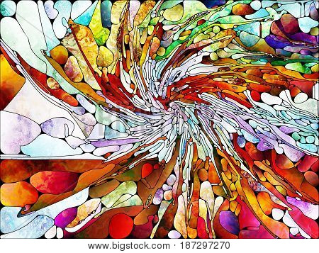 Advance Of Leaded Glass