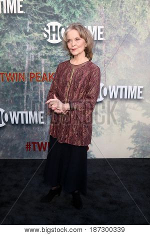 LOS ANGELES - MAY 19:  Grace Zabriskie at the