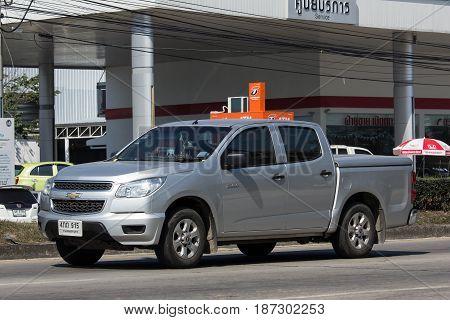 Private Pickup Car, Chevrolet Corolado Duramax.