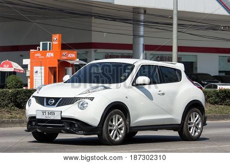 Private Car, Nissan Juke