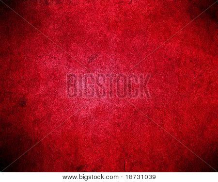 Textured red paper background