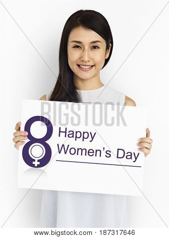 Women International Day Celebration Concept