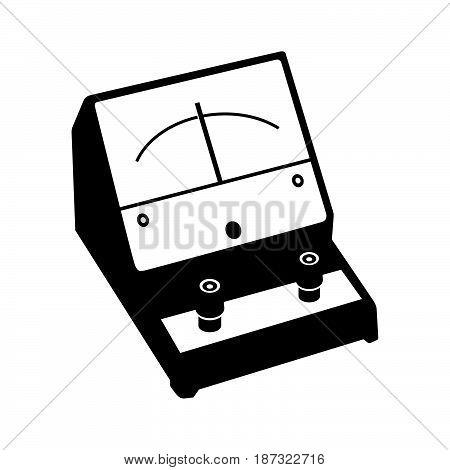 Galvanometer, measuring instrument ( shade picture )