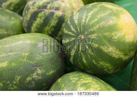 Summer's favorite fruit. Turkey is mostly grown in the city of diyarbakır and adana.