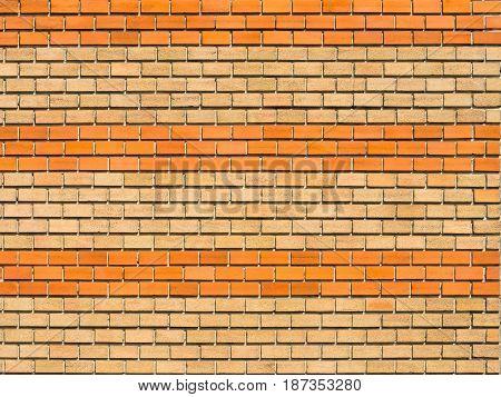 Two colors brick wall brick texture bricks in lines