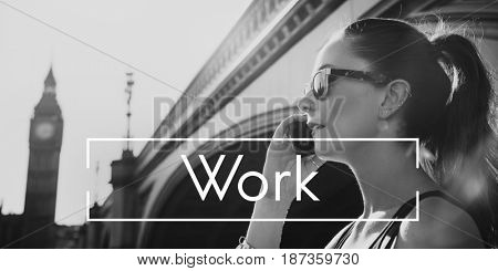 Work Active Career Occupation Working Recruitment