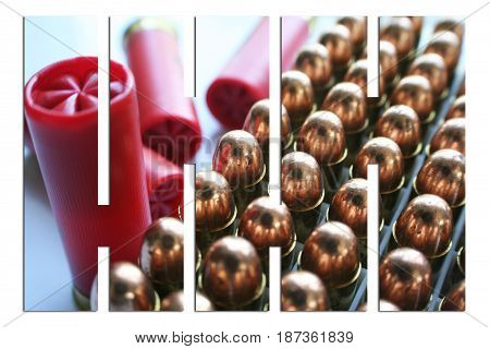 Bullets Close Up Close Up Art High Quality