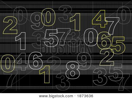 Outline Of Numbers