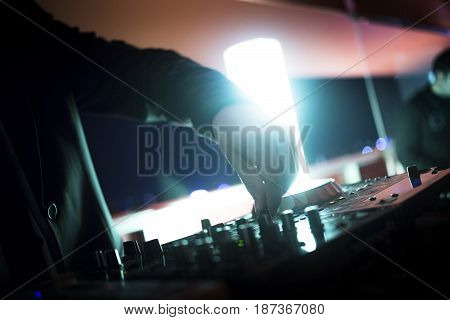 Wedding Dj Nightclub Party