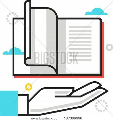 Color Box Icon, Intellectual Property Illustration, Icon