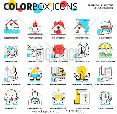 Color Box Icons, Energy Industry Backgrounds And Graphics