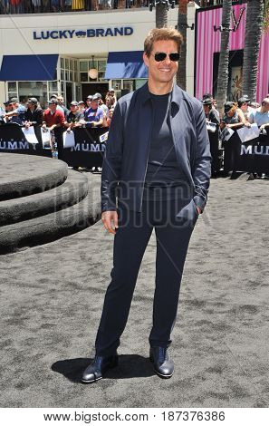 Tom Cruise at Universal Celebrates