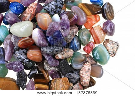 Color Natural Mineral Gems