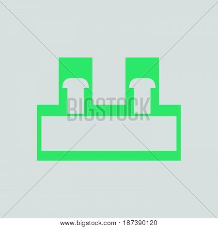 Electrical Connection Terminal Icon