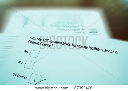 Education Close Up Stock Photo High Quality