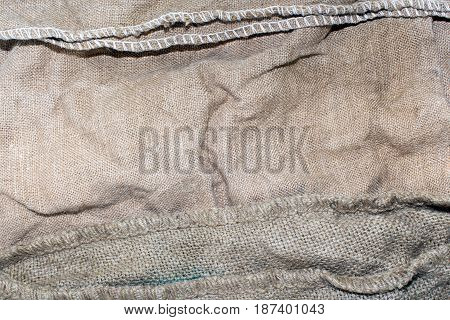 Old Sack Closeup Texture