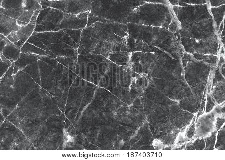 Black marble texture (Natural pattern for backdrop or background, And can also be used create marble effect to architectural slab, ceramic floor and wall tiles)