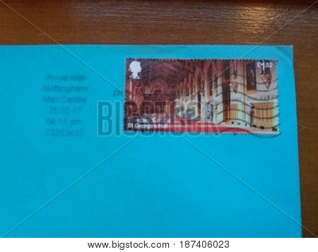 Royal Mail Stamp