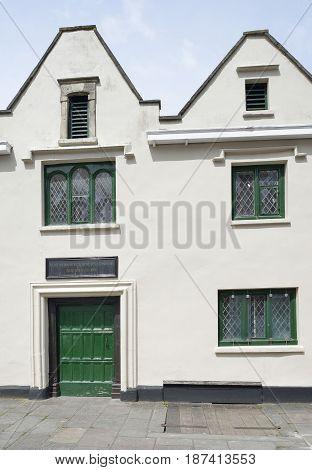 St Nicholas With Burton's Almshouse