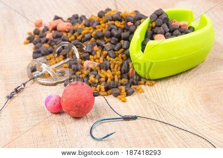 Fishing tips for fishing the method feeder.