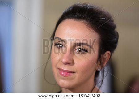 Ukrainian Singer, Actress And Songwriter Jamala