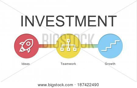 Ideas Teamwork Growth Business Chain
