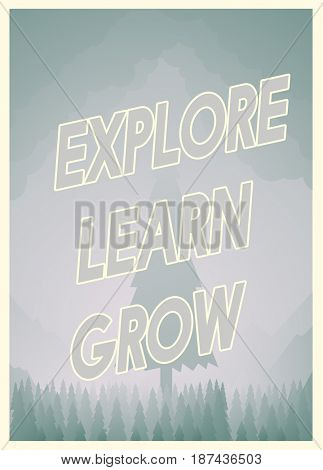 Explore Learn Grow