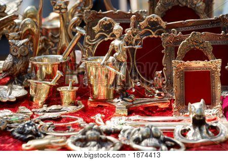 Bazaar Scene